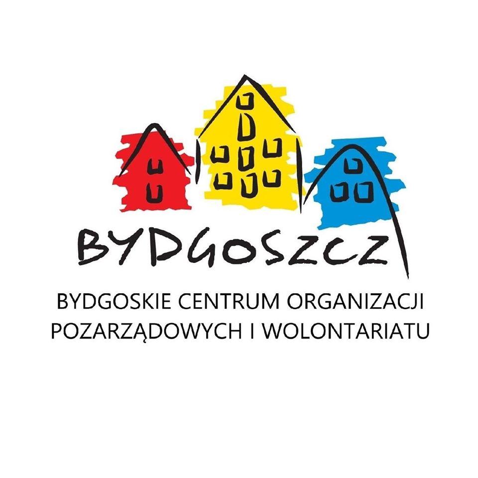 Logo Bydgoskie Centrum Organizacji Pozarządowych i Wolontariatu