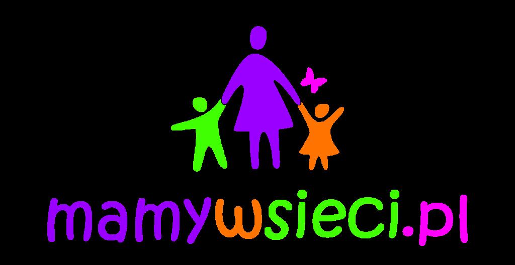 Logo portalu Mamy w sieci
