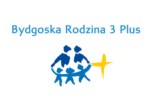 Logo Bydgoska Rodzina 3 Plus