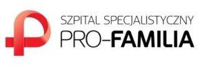 Logotyp Szpitala Specjalistycznego Pro-Familia w Rzeszowie