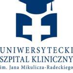 Logotyp Uniwersyteckiego Szpitala Klinicznego we Wroclawiu